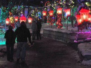 Christmas Magic Rocky Ridge