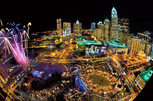 New Years Eve in Charlotte