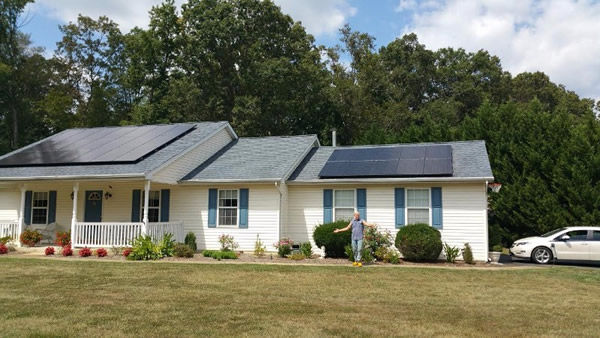 Solar providers Annapolis