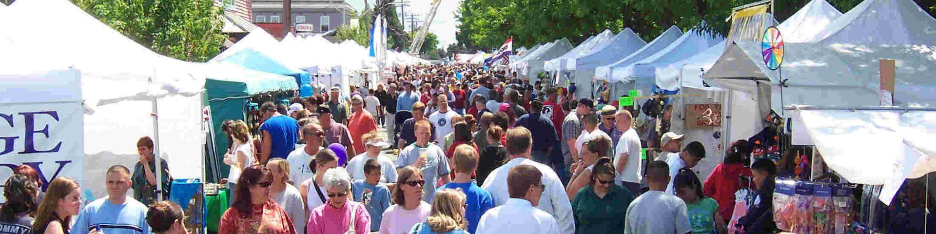 Parkville Street Fair