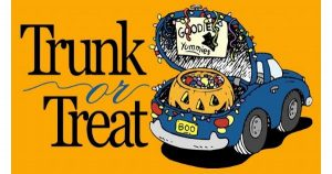 trunk or treat in Parkville