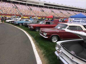 historic car show