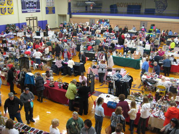 Fall River Craft Fair