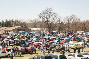 historic car shows Maryland
