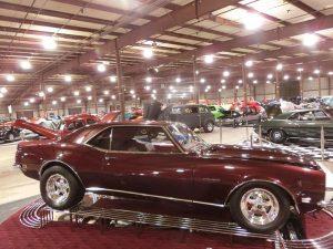Car Show at Timonium Fairgrounds